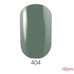 Лак Naomi 404 бледно-зеленый хаки, 12 мл