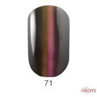 Магнитный лак EL Corazon 3D Effect № Mur-71, желто-оранжево-розовый, 9 мл