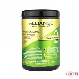 Маска-бальзам для волос Alliance Professional Hyaluron Expert наполняющая, 1 л