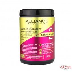Маска-бальзам для волос Alliance Professional Keratin Expert реконструирующая, 1 л