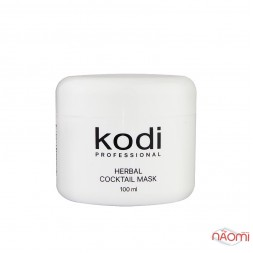 Маска для лица Kodi Professional Herbal Coctail Mask, 100 мл