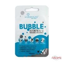 Маска для лица Via Beauty Bubble Mask с гиалуроновой кислотой, 10 г