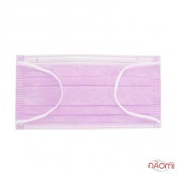 Маска на лицо Fiomex Begreat Premium, цвет розовый, 50 шт.
