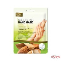 Маска-перчатки для рук El.Skin Миндаль, питательная, 1 пара