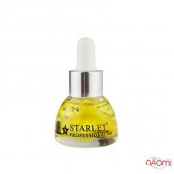 Олійка для кутикули Starlet Professional Солодкі мрії, з піпеткою, лимон, 15 мл