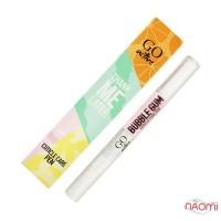 Олійка для кутикули в олівці GO Active Bubble Gum, бабл гам, 2,5 мл