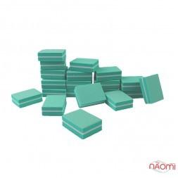 Набор мини-бафов для ногтей 100/180, в наборе 50 шт., цвет в ассортименте