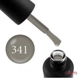 Гель-лак My Nail 341 м'який сірий, 9 мл