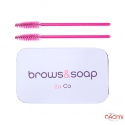 Мыло для бровей Brows Soap 2a Co, 30 г