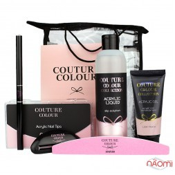 Набор для наращивания акрил-гелем Couture Colour №2 Light Peach