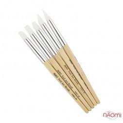 Набор кистей для лепки Yre Nail Art Brush NSKG 06, 5 шт.