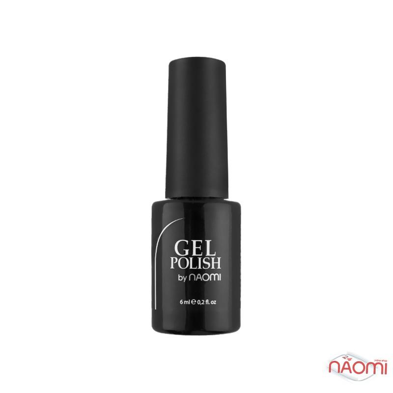 Гель-лак Naomi 263  Glorious Pearls  темно-серый с фиолетовым отливом, 6 мл, фото 2, 55.00 грн.