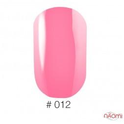 Лак Naomi 012 розовый, 12 мл