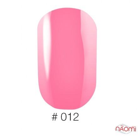 Лак Naomi 012 розовый, 12 мл, фото 1, 60.00 грн.
