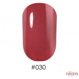 Лак Naomi 030 персиково-лиловый, 12 мл