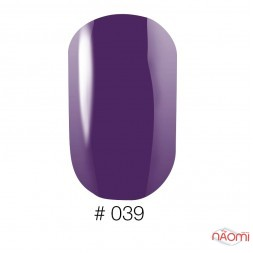 Лак Naomi 039 фіолетовий, 12 мл