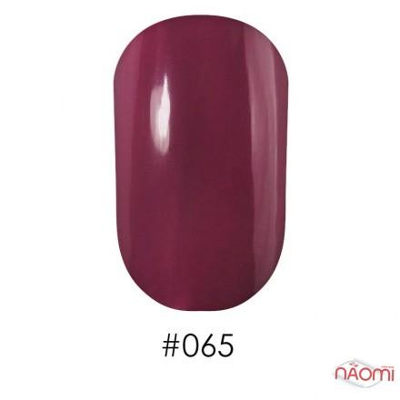 Лак Naomi 065 светлый сиренево-фиолетовый, 12 мл, фото 1, 60.00 грн.