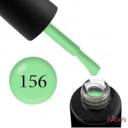 Гель-лак Naomi 156  Ancient Jade мятно-зелёный, 6 мл