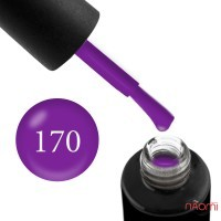 Гель-лак Naomi 170  Dark Lavender фиолетовый., 6 мл
