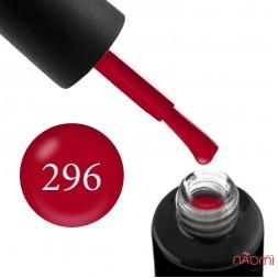 Гель-лак Naomi 296 Saleen  малиново-красный, 6 мл