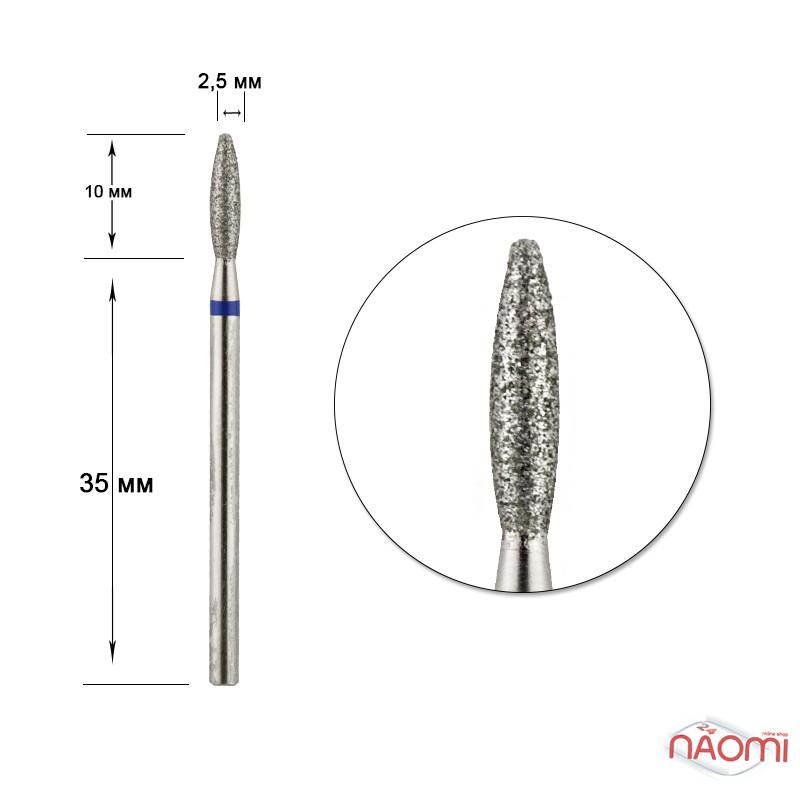 Насадка с алмазным напылением 102с-025, для верхней коррекции , фото 1, 40.00 грн.