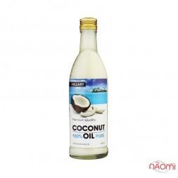 Натуральное кокосовое масло для лица и тела Hillary Premium Quality Coconut Oil, 250 мл