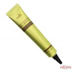 Нічна маска-сироватка для пошкодженого волосся La.dor Snail Sleeping Hair Ampoule з білком, 20 мл