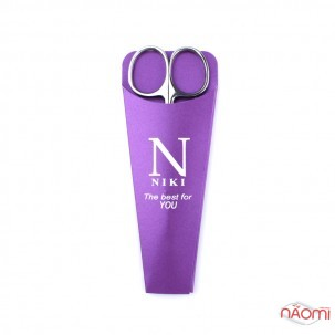 Ножницы для кутикулы NIKI Professional 03, лезвия 30 мм