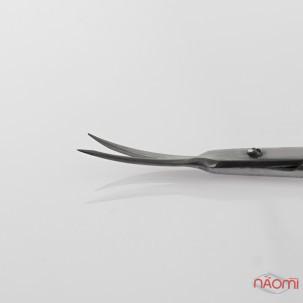 Ножницы для кутикулы Staleks Classic 10 Type 3, длинные узкие, лезвия 24 мм