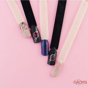 Гель NUB Flakes Gel 02, цвет розовый, 5 г