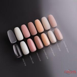 Гель однофазный Couture Colour 1-phase Builder Gel Purplish pink, пурпурно-розовый, 15 мл