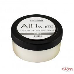 Паста для шугарингу Silk Soft Air white парфюмована екстра, 400 г