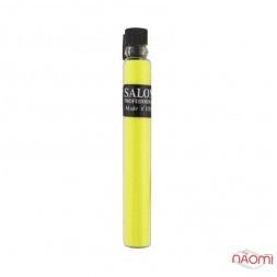 Песок Salon Professional 08 PE, цвет желтый, в пробирке