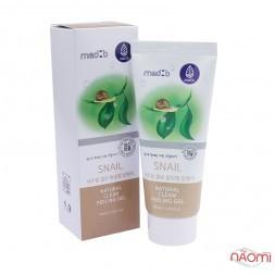 Пилинг-гель для лица Med B Snail Natural Clean Peeling Gel с улиточным муцином, 100 мл