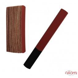 Пилка для ногтей Fayno 220 со сменными полотнами 45 шт., прямая