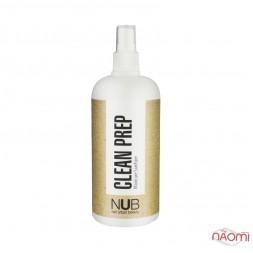 Подготовитель ногтя NUB Clean Prep Manicure Sanitizer, 500 мл