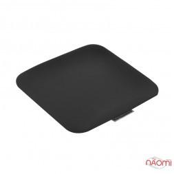 Підлокітник для рук Rainbow Store Mini настільний 13х13х2,5 см, колір чорний