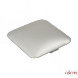 Підлокітник для рук Rainbow Store Mini настільний 13х13х2,5 см, колір срібло