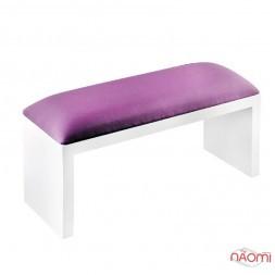 Подлокотник для рук Rainbow Store настольный, на ножках 32х11х16 см, цвет фиолетовый