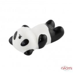 Подставка для кистей керамическая, панда