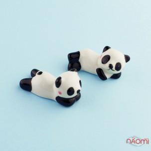 Підставка для пензликів керамічна, панда