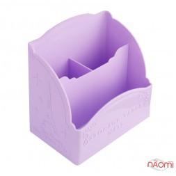 Підставка для пензликів на 3 комірки, колір в асортименті