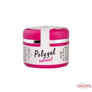 Полигель Fayno Professional Polygel Light Pink, прозрачно-розовый, 5 г