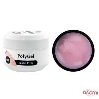 Полігель Koto Polygel 05 Pastel Pink, пастельний рожевий, 15 мл