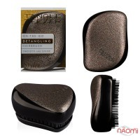 Расческа Tangle Teezer Compact Styler Glitter Gem, цвет серебро