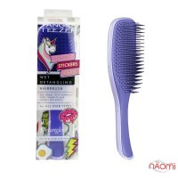 Гребінець Tangle Teezer The Wet Detangler Damson Delicious, колір лілово-фіолетовий
