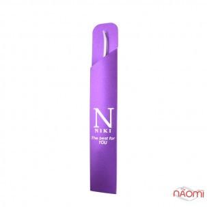 Рашпіль двосторонній NIKI Professional 08 для врослого нігтя