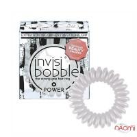 Резинка-браслет для волосся Invisibobble POWER Smokey Eye, колір сірий, 40х25 мм, 3 шт.