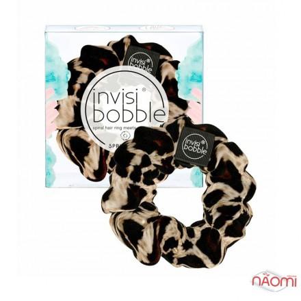 Резинка-браслет для волос Invisibobble SPRUNCHIE Purrfection, цвет леопардовый, фото 1, 189.00 грн.
