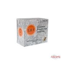 Серветки безворсові 6х7, 80 шт. в уп. (тканинні)
